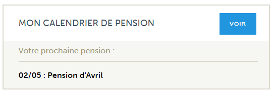 Calendrier Pension.Calendrier Pension Crpn